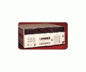 HP/AGILENT 8901A/2 MODULATION ANALYZER, 150 KHZ-1300 MHZ